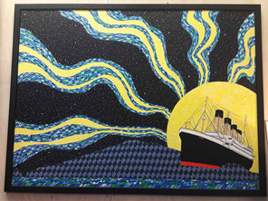 Huntly Donnithorne Ship of Dreams down Kapiti Way