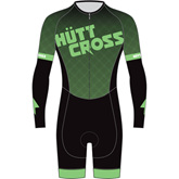 Huttcross Speedsuit - Gracefield Green