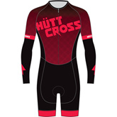 Huttcross Speedsuit - Riverstone Red