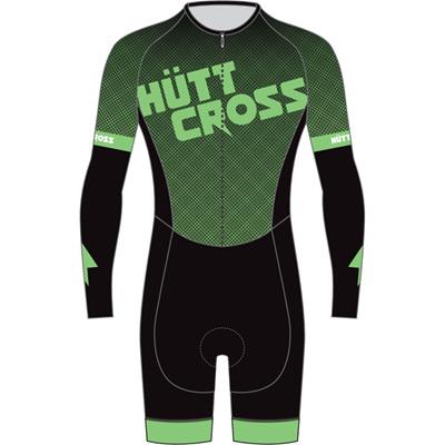 Huttcross Speedsuit - Gracefield Green