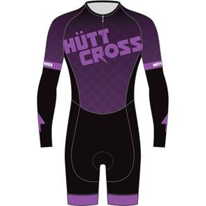 Huttcross Speedsuit - Petone Purple