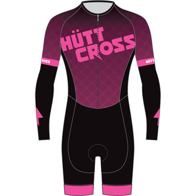 Huttcross Speedsuit - Pomare Pink