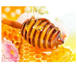 Huttons Honey Certified Organic Honey Raw Liquid White Clover - 4 Sizes