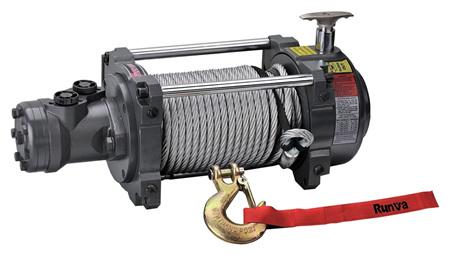HWN11000YD (11,000lb) Hydraulic Winch