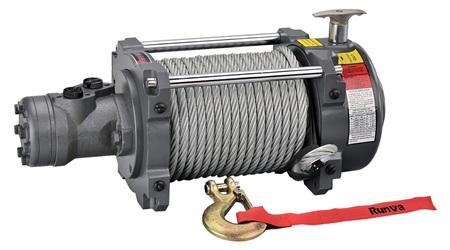 HWN15000YD (15,000lb) Hydraulic Winch