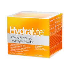 Hydralyte Orange powder (10 Sachets)