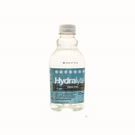 Hydralyte Ready-to-Use Electrolyte Solution - Lemonade