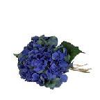 Hydrangea Posy purple green 4291
