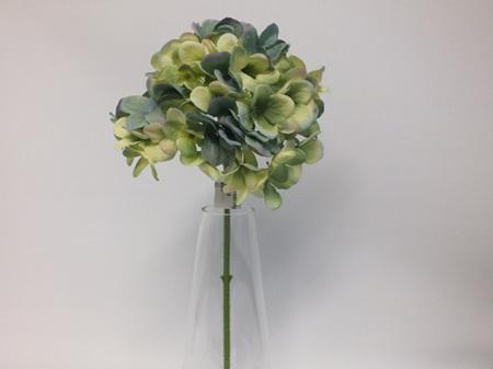 Hydrangea Stem French Aqua 4523