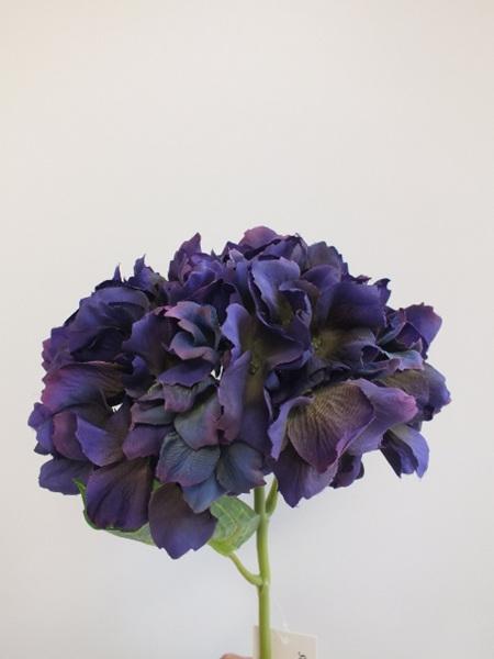 Hydrangea Stem Violet 1932