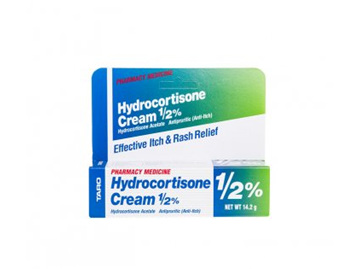 Hydrocortisone Cream 0.5% 14.2g