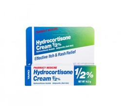 Hydrocortisone Cream 0.5% 14.2g