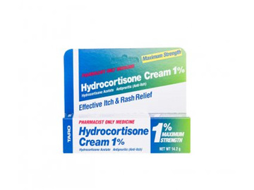 Hydrocortisone Cream 1% 14.2g