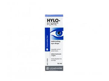 Hylo -Forte Eye Drops 10mL