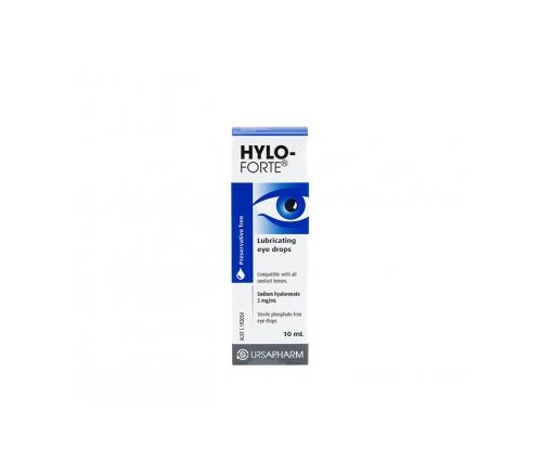 Hylo -Forte Eye Drops 10mL