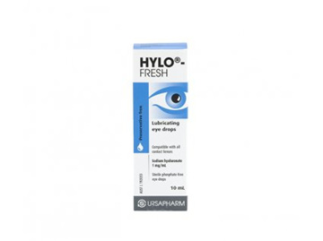 Hylo-Fresh Eye Drops 10mL