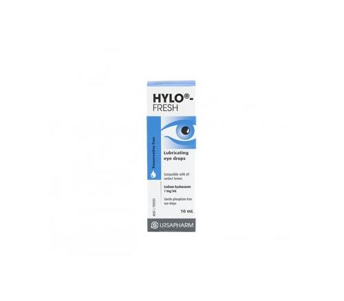 Hylo-Fresh Eye Drops 10mL