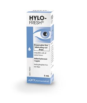 Hylo-Fresh Eye Drops 5mL