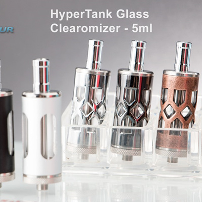 Hyper Tank Glass Atomizer