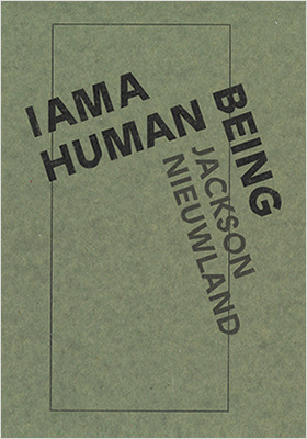 I Am a Human Being (pre-order)