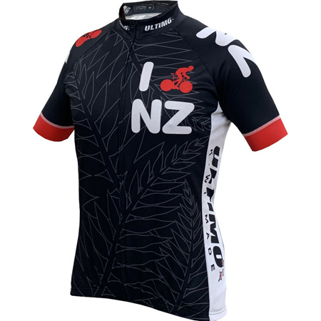 I Bike NZ Cycle Jersey