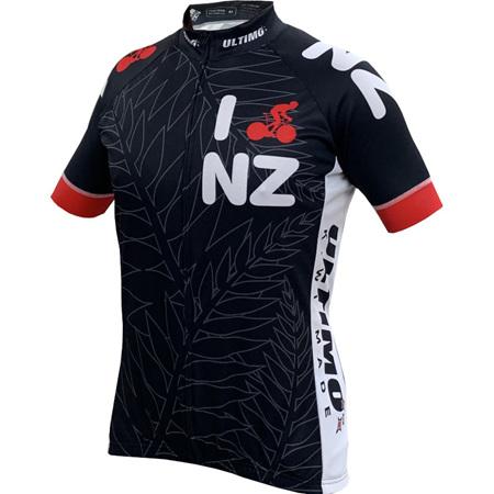 I Bike NZ Cycle Jersey