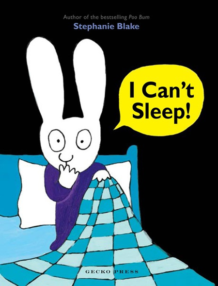 I Can't Sleep (PRE-ORDER ONLY)