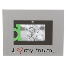I Love My Mum Picture Frame