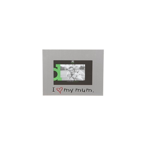 Unique I Love My Mum Photo Frame Crest - Frames Ideas - ellisras.info