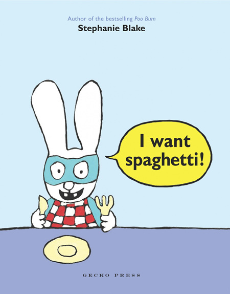 I Want Spaghetti (PRE-ORDER ONLY)