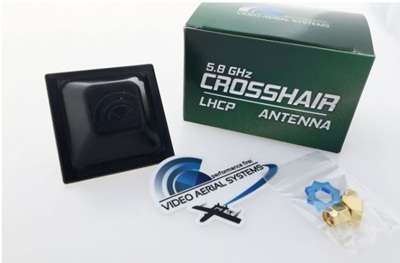 IBCrazy 5.8GHz 10dBic Crosshair Antenna  (New Version)