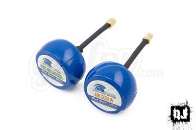 IBCrazy 5.8 GHz Bluebeam Ultra Antenna (Set)