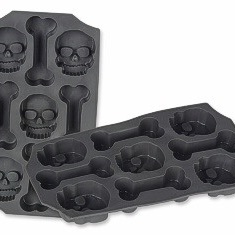 Ice Moulds - Skull and Bones