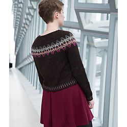 Icefall Sweater by Tin Can Knits - Pattern