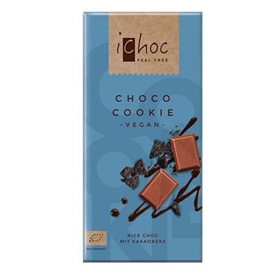 iChoc Choco Cookie Chocolate 80g