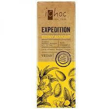 iChoc Expedition Sunny Almond 50g