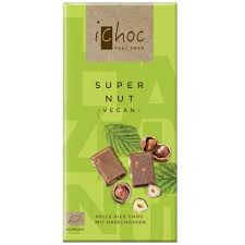 iChoc Super Nut Chocolate