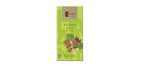 iChoc Super Nut Chocolate