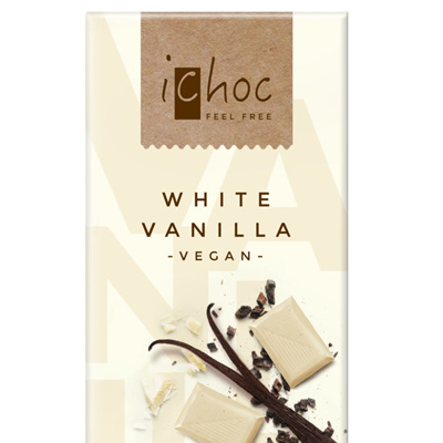 iChoc White Vanilla Chocolate