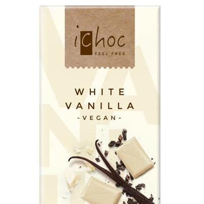 iChoc White Vanilla Chocolate