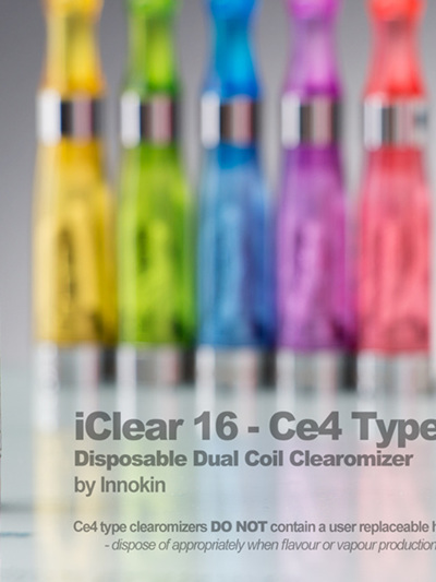 iClear 16 -  Ce4 Type Clearomizer