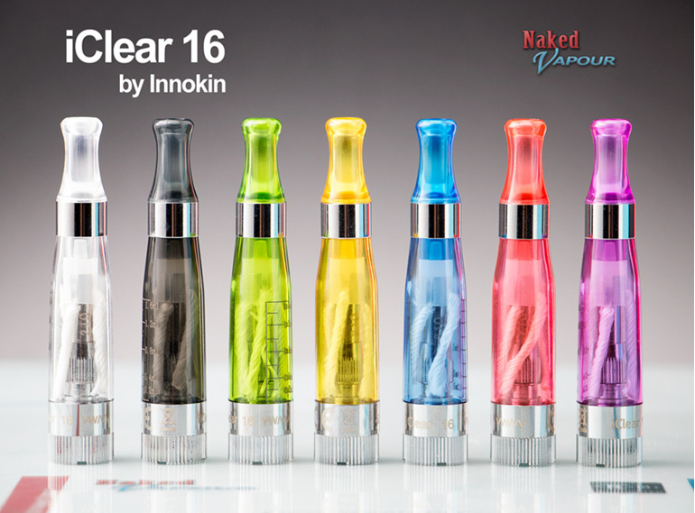 iClear 16 Clearomizer