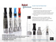 iClear 16 - Dual Coil Clearomizer