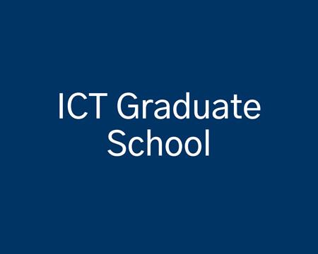 ICT Graduate School