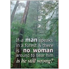 If a Man Fridge Magnet