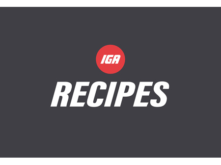 IGA Recipes