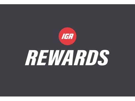 IGA Rewards