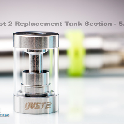 iJust 2 Replacement Tank Section - 5.5ml