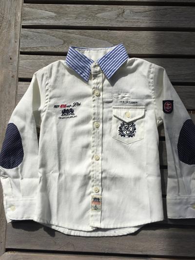 IKKS Boys Cotton Shirt