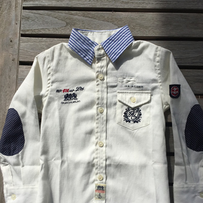 IKKS Boys Cotton Shirt
